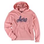 Aeropostale Womens Script Hoodie Sweatshirt