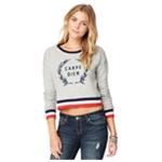 Aeropostale Womens Carpe Diem Pullover Sweater