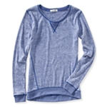 Aeropostale Womens Heathered Sweatshirt