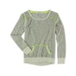 Aeropostale Womens Popover Knit Sweater
