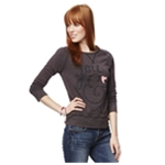 Aeropostale Womens You and Me Sweatshirt