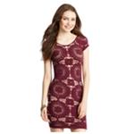 Aeropostale Womens Seamless Sheath Dress