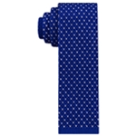 Tommy Hilfiger Mens Knit Birds Necktie