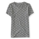 Aeropostale Womens Floral Graphic T-Shirt