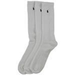 Ralph Lauren Mens 3 Pack Midweight Socks