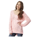 Aeropostale Womens Cable Knit Pullover Sweater