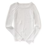Aeropostale Womens Open Dot Knit Sweater