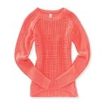 Aeropostale Womens Mulit Knit Sweater