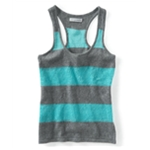 Aeropostale Womens Striped Tank Top