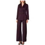 Tahari Womens Wide Leg Dress Pants