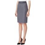 Tahari Womens Boucle Pencil Skirt