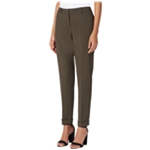 Tahari Womens Cuffed Dress Pants
