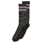 Perry Ellis Mens Casletic Allover Pattern Dress Socks