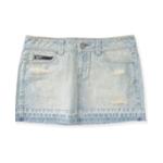 Aeropostale Womens Railroad Stripe Mini Skirt