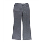 XOXO Womens Plaid Casual Trousers