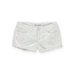 Aeropostale Womens Lace Shorty Casual Chino Shorts
