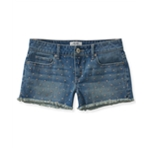 Aeropostale Womens Studded Cutoffs Casual Mini Shorts