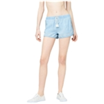Aeropostale Womens Crochet Casual Walking Shorts
