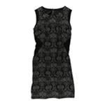 Grace Elements Womens Printed Sheath Dress