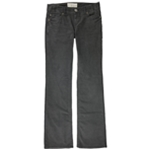 Aeropostale Womens Solid Casual Corduroy Pants