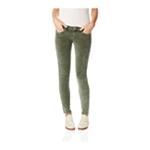 Aeropostale Womens Lola Corduroy Jeggings Skinny Fit Jeans