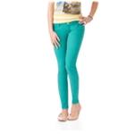 Aeropostale Womens Lola Neon Jegging Skinny Fit Jeans