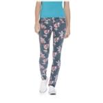Aeropostale Womens Ashley Ultra Floral Pattern Skinny Fit Jeans