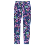 Aeropostale Womens Floral Jeggings