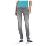 Aeropostale Womens Rhinestone Pockets Skinny Fit Jeans