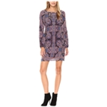 Nanette Lepore Womens Kaleidascope A-line Dress