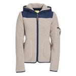 Aeropostale Womens Bear Fleece Jacket