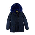 Aeropostale Womens Sherpa Lined Parka Coat