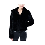 Aeropostale Womens Faux Fur Jacket