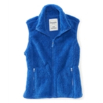 Aeropostale Womens Cuddle Poly Fleece Vest