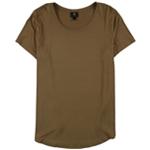 JM Collection Womens Scoop Basic T-Shirt