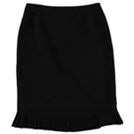 Collection Womens Pleated Pencil Skirt