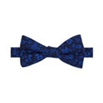 Tommy Hilfiger Mens Floral Pre-Tied Bow Tie