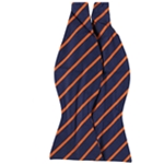 Tommy Hilfiger Mens Exotic Pre-tied Bow Tie