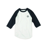 Ecko Unltd. Mens Circle Tag 2 Raglan Graphic T-Shirt