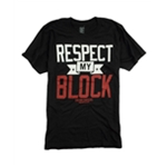 Ecko Unltd. Mens Block Watch Graphic T-Shirt