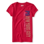 Aeropostale Girls Athl. Dept. Graphic T-Shirt