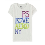 Aeropostale Girls love Graphic T-Shirt