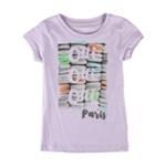 Aeropostale Girls Oui Oui Oui Graphic T-Shirt