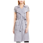 Vince Camuto Womens Belted Fashion Vest