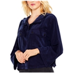 Vince Camuto Womens Bell Sleeve Jacket