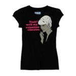 Ecko Unltd. Womens Vibrating Valentine Graphic T-Shirt