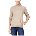 Karen Scott Womens Marled Turtleneck Pullover Sweater
