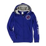 Aeropostale Boys Northeast Division Patch Hoodie Sweatshirt
