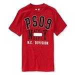 Aeropostale Boys PS09 Athletic Embellished T-Shirt