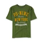 Aeropostale Boys Felt Athletic Embellished T-Shirt